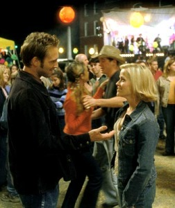 actors, Josh Lucas and Reese Witherspoon