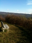 Bench at Springwater